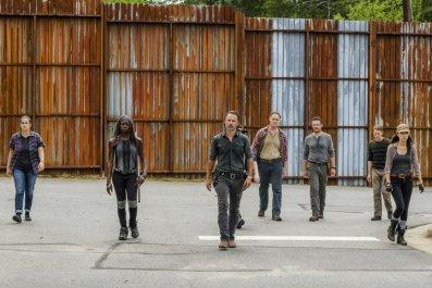The Walking Dead season 7B