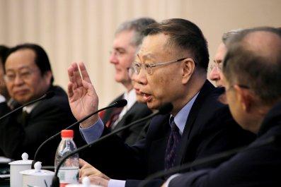 Huang Jiefu attends organ conference