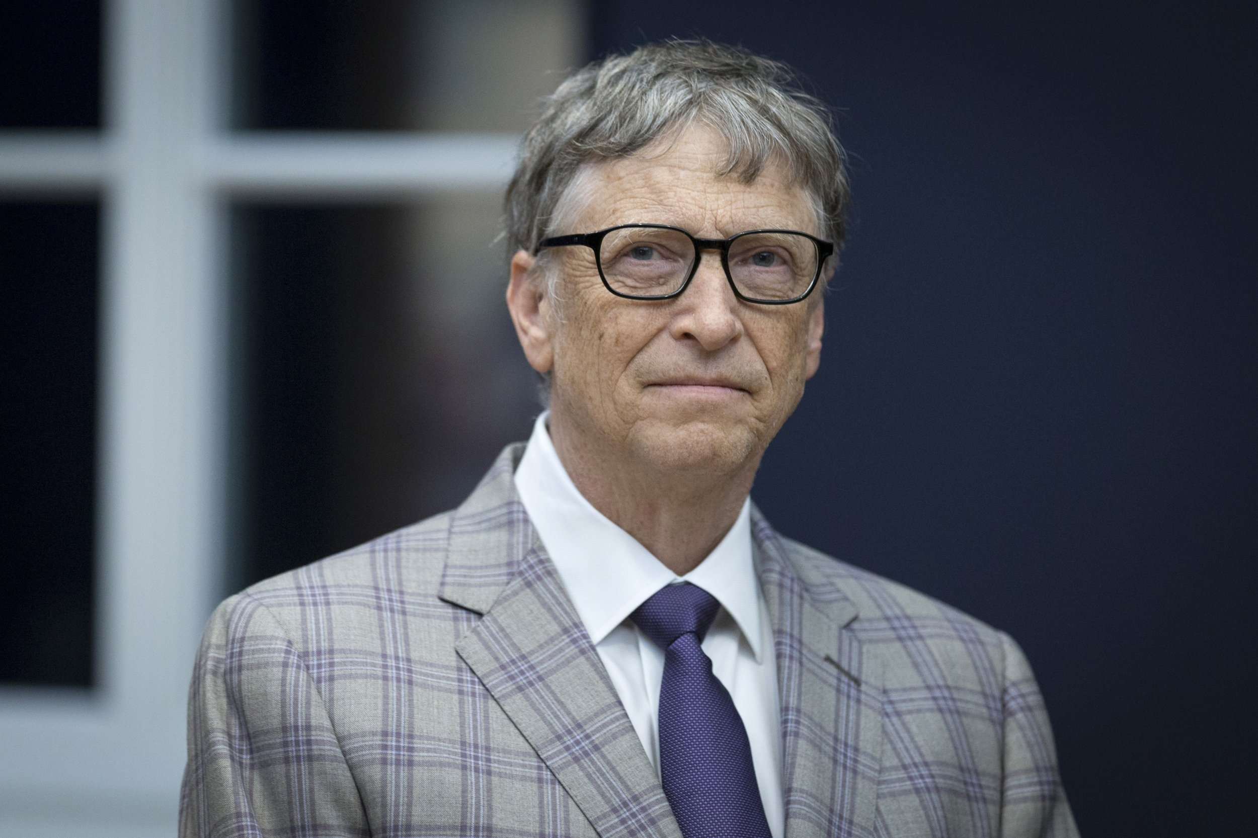 Microsoft co-founder Bill Gates.