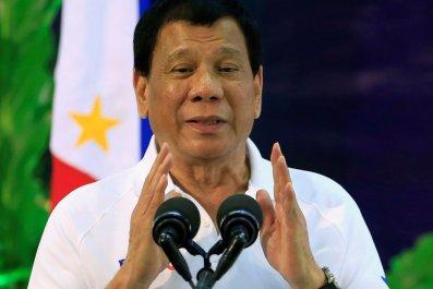 Duterte denies he has cancer