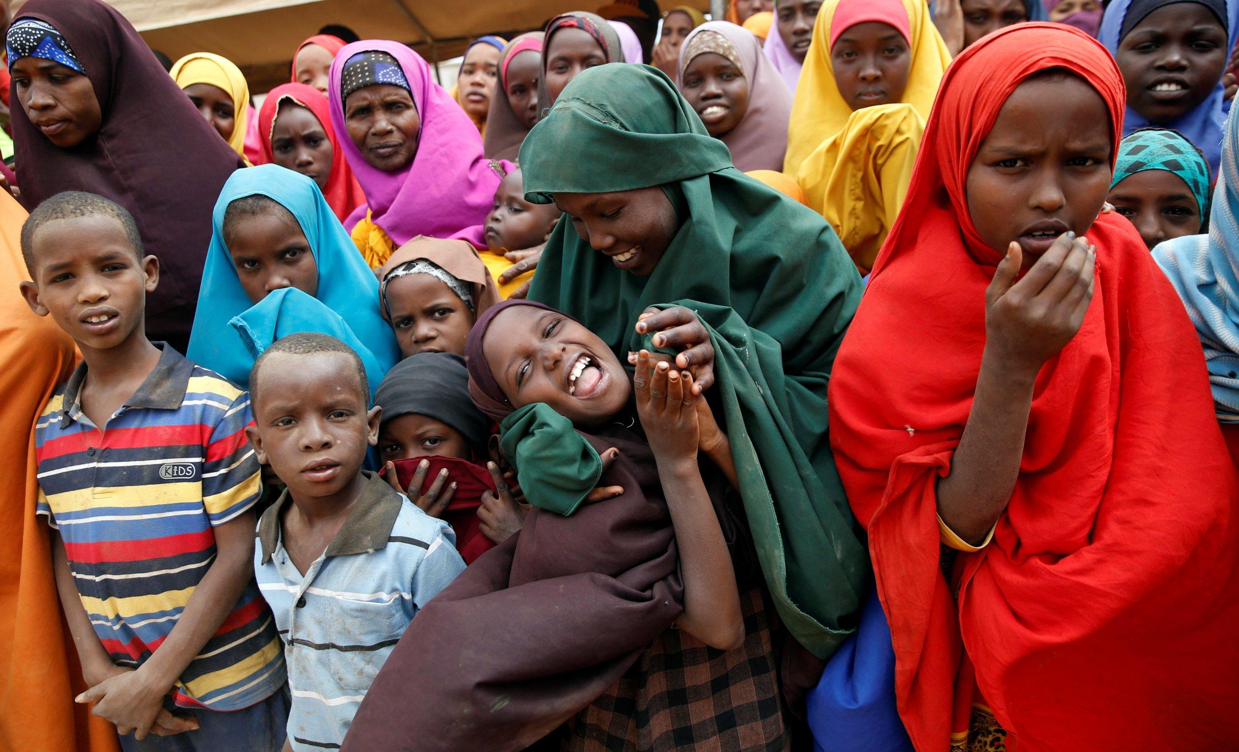 Dadaab refugees