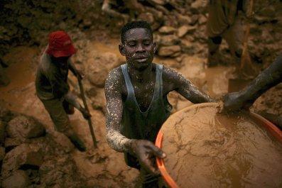 Congo mine