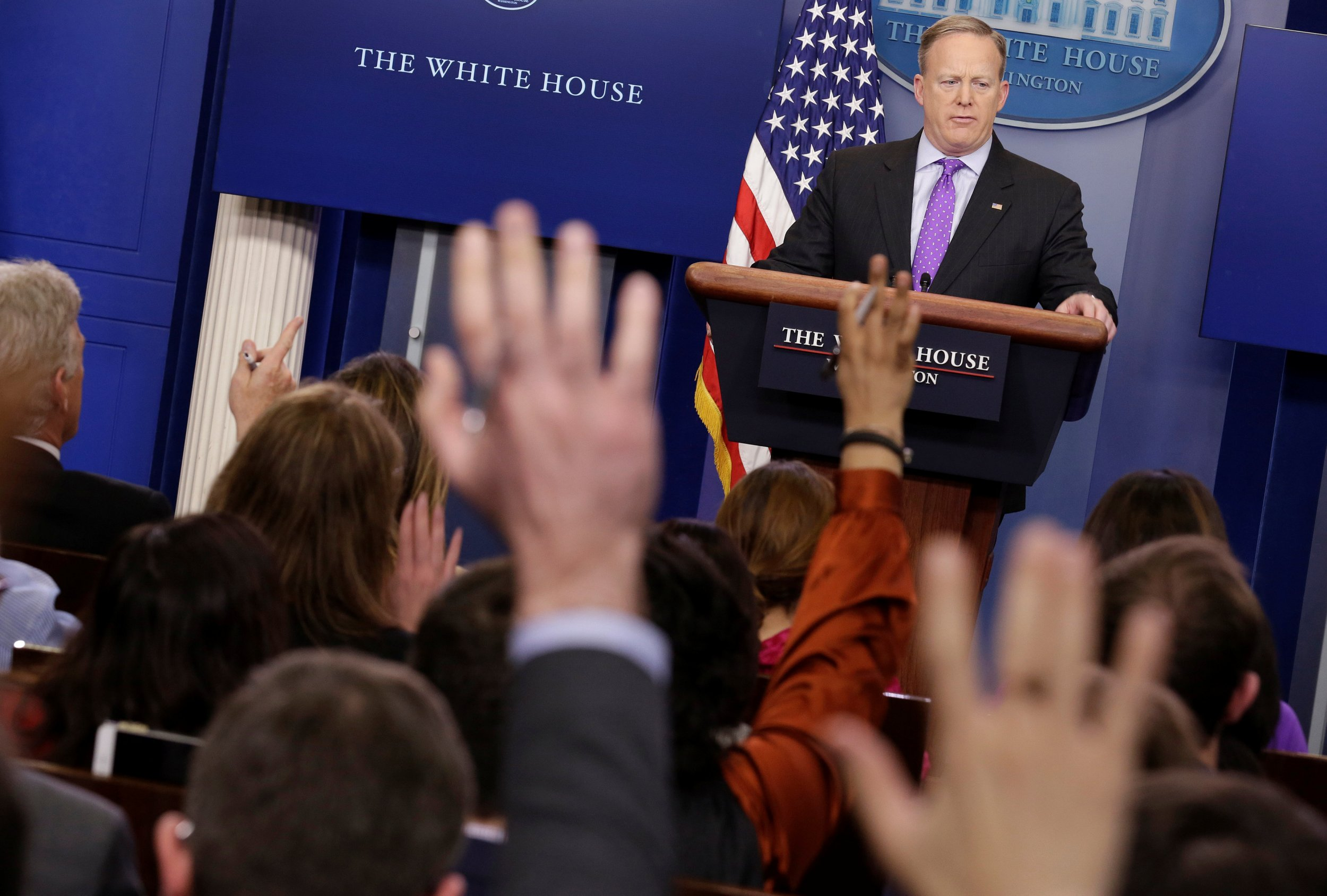White House Daily Press Briefing, February 9