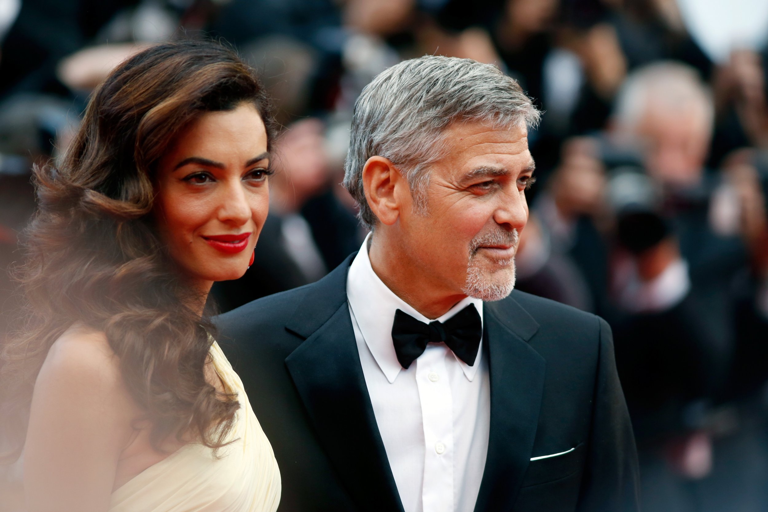 George and Amal Clooney's Staggering Net Worth Means New ...
