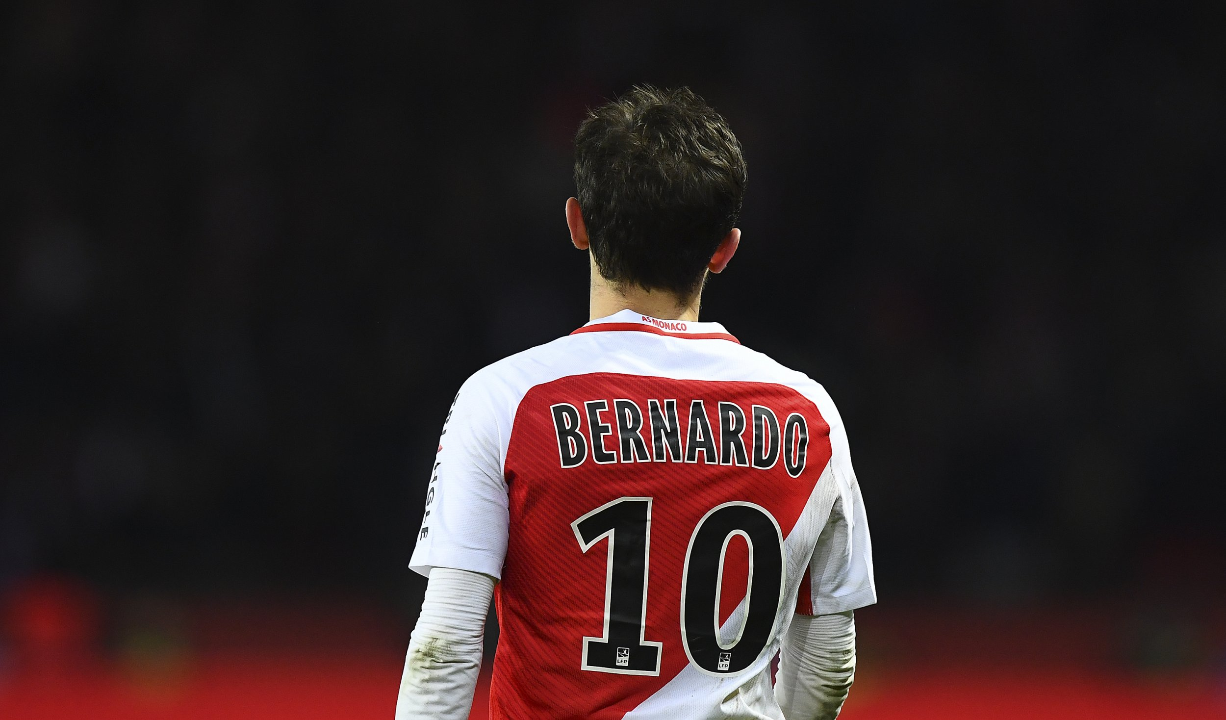 AS Monaco and Portugal midfielder Bernardo Silva.