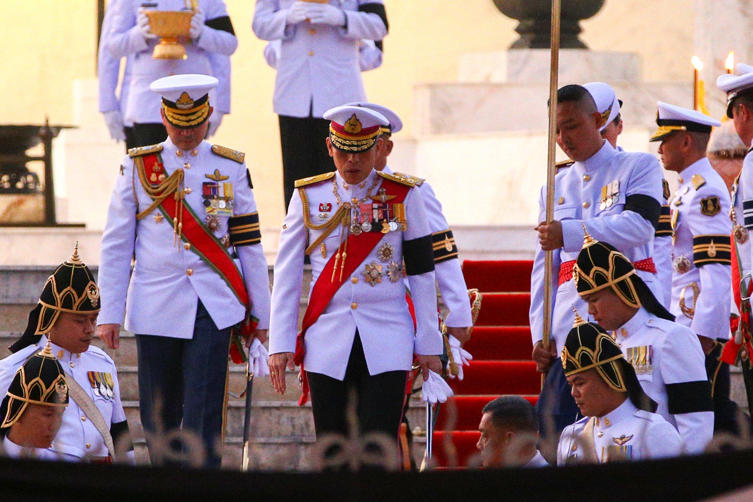 New Thai King