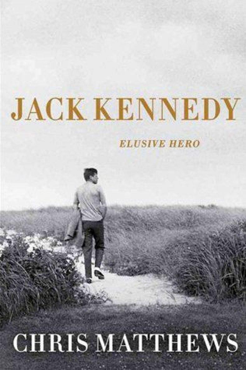 chris matthews book: Jack Kennedy: Elusive Hero