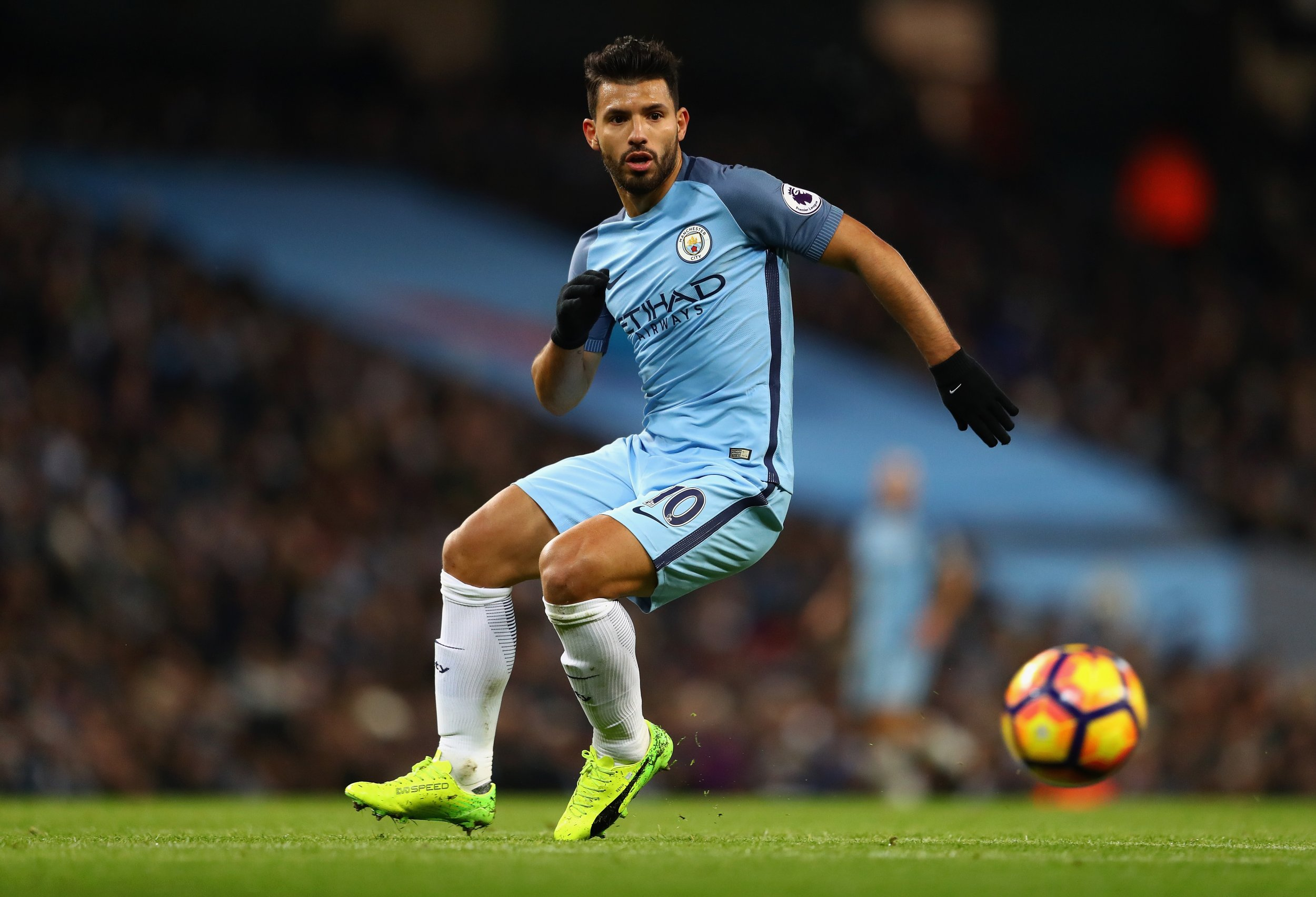 Sergio Aguero Where Could the Manchester City Striker End Up
