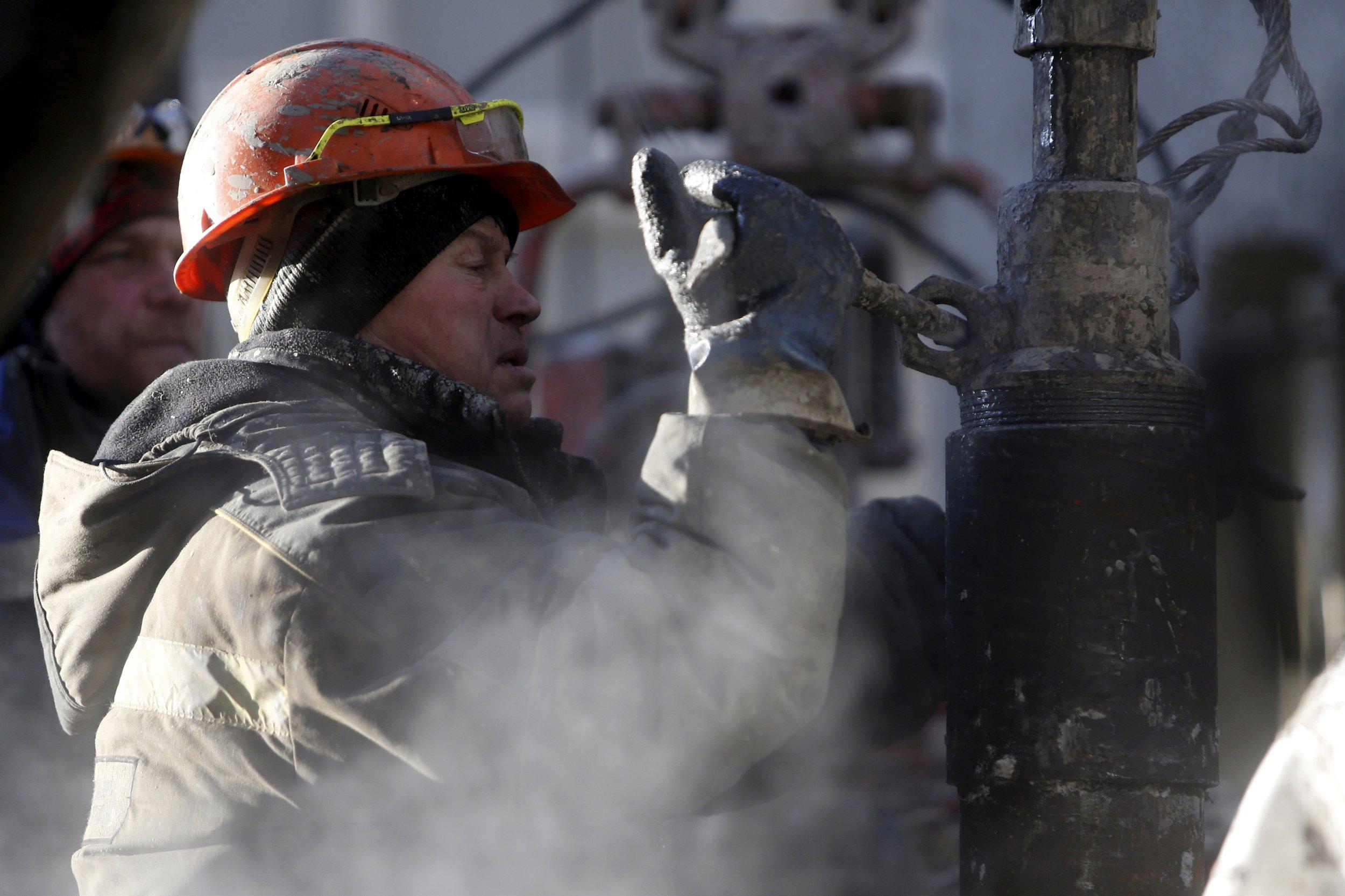 Employee in Russia