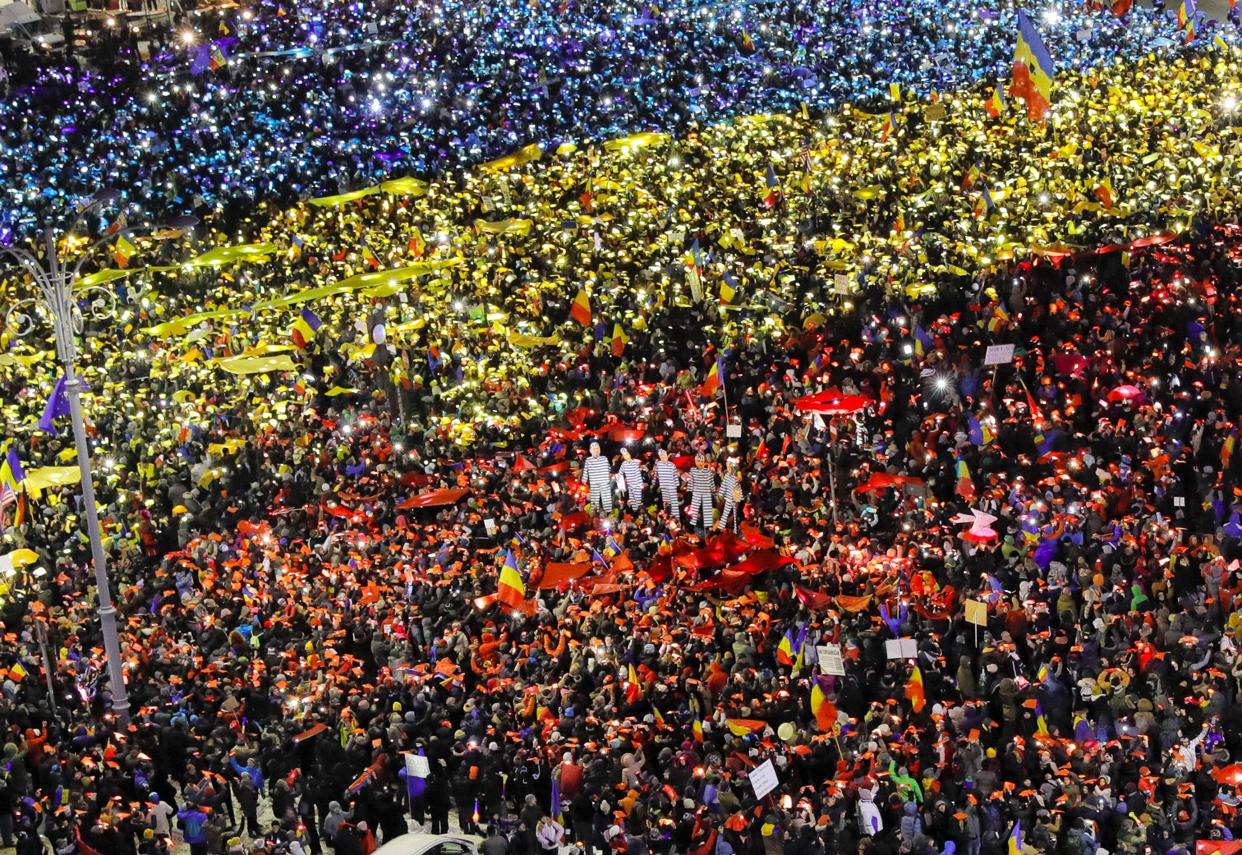 Social Democrat Unrest