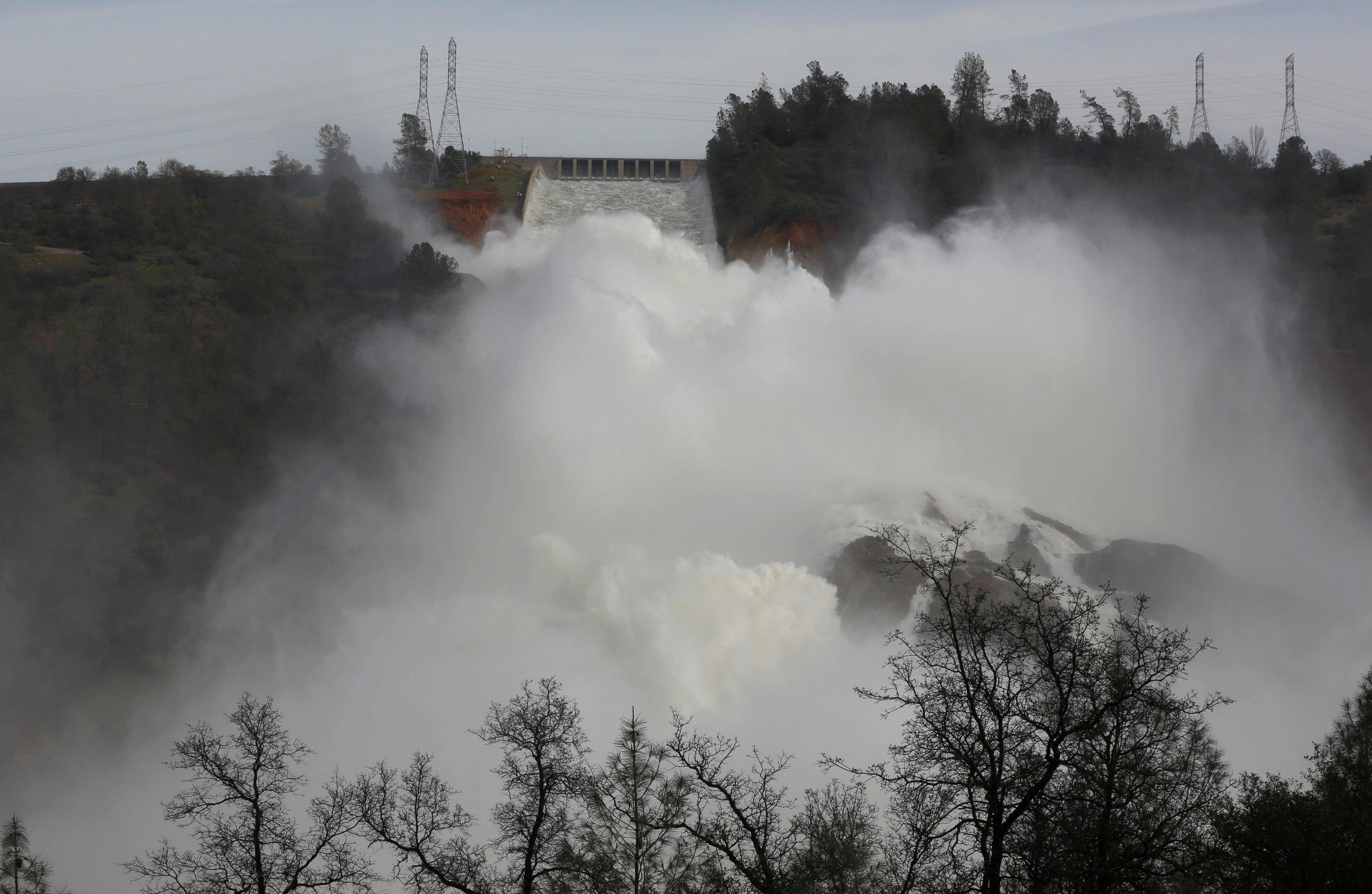 CA Dam