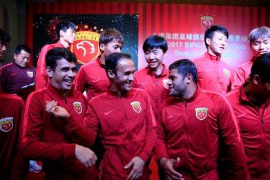 SIPG Football players