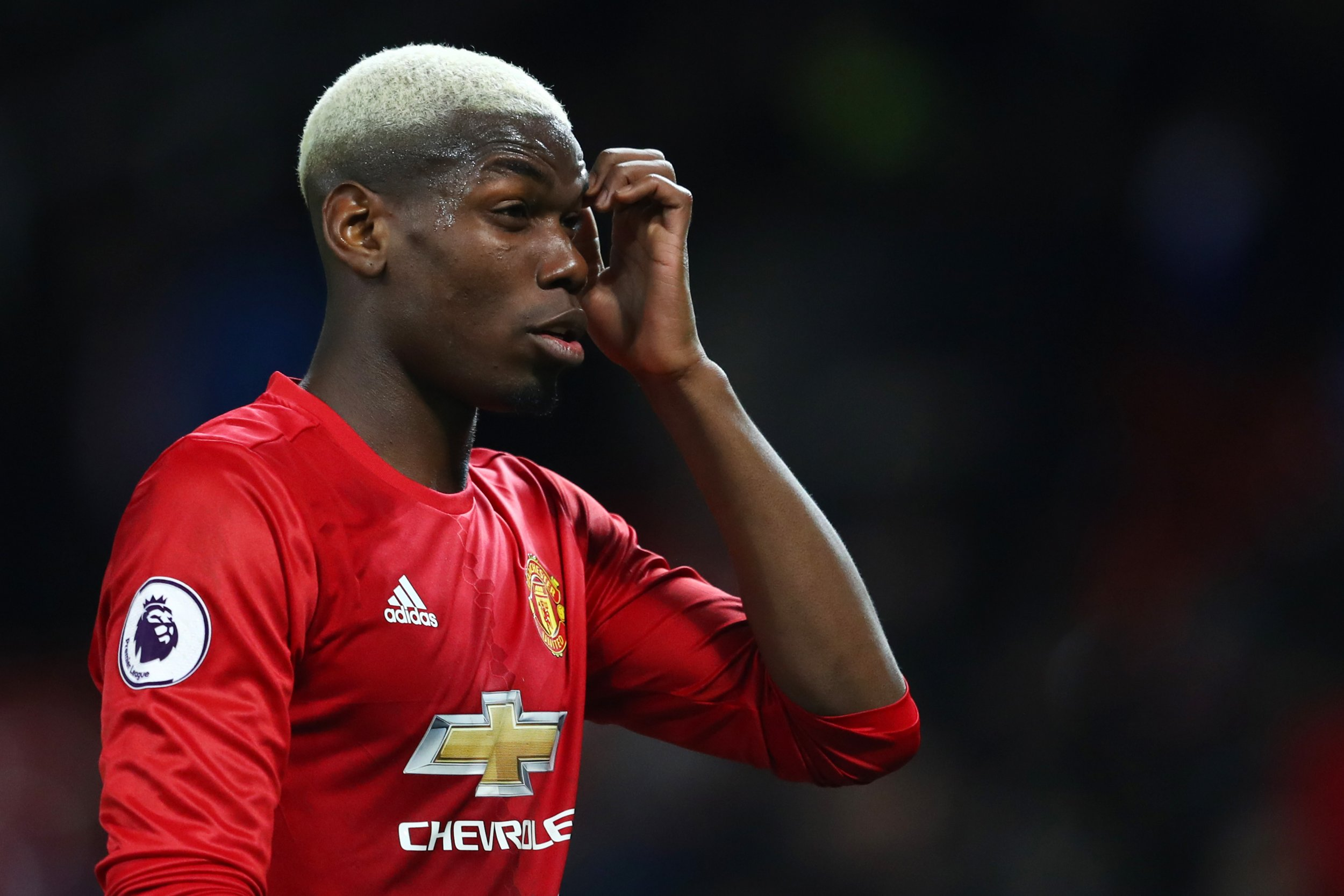 Paul Pogba: Manchester United: How Paul Pogba Reacts To Defeat