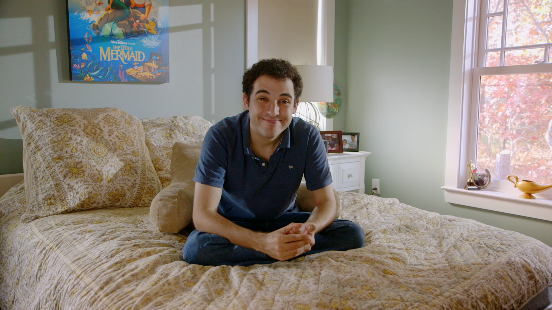 Owen Suskind in Life Animated