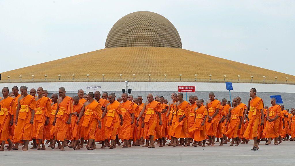 Phra Dhammakaya temple