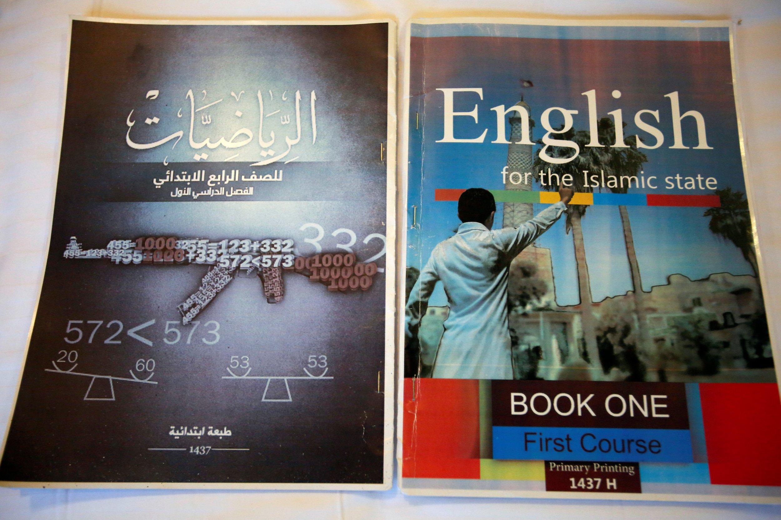 ISIS propaganda for children