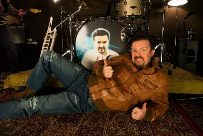 2-17-17 David Brent Life on the Road