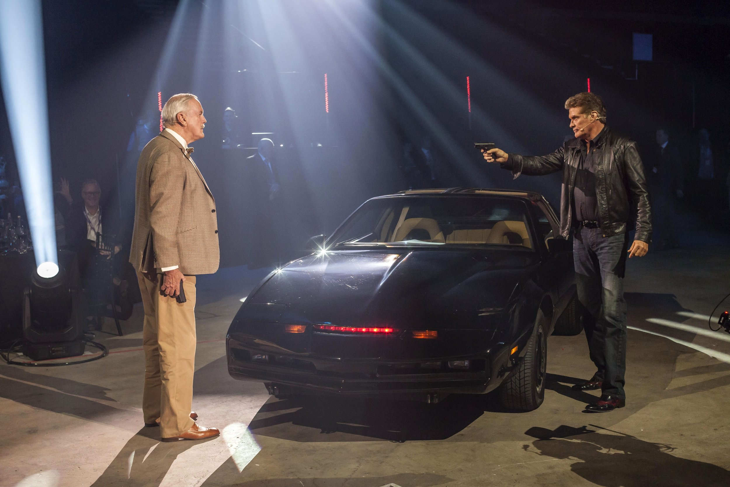 The Case Of The Missing Knight Rider Cars