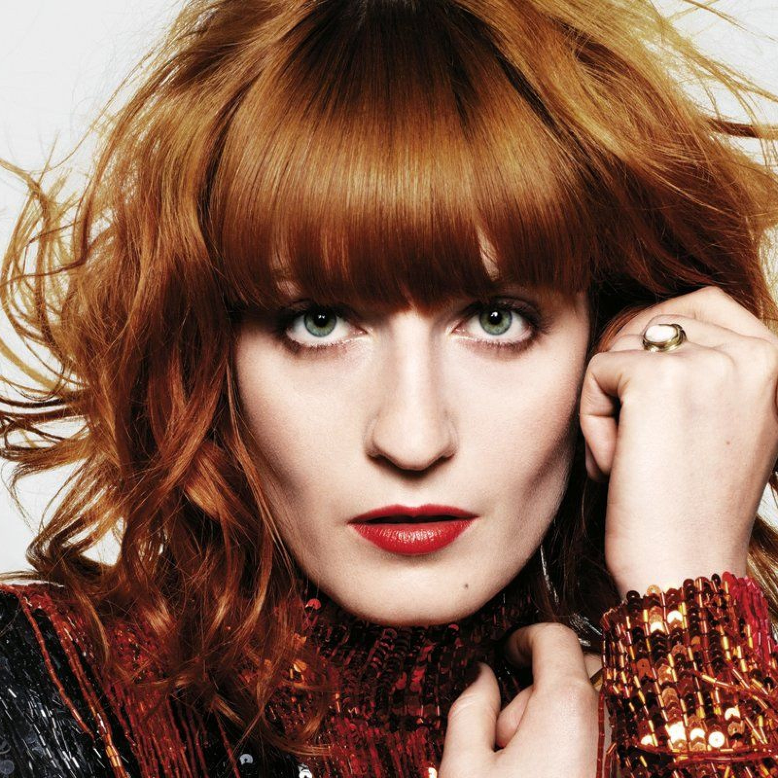 Florence Welch on Her Break-Up, Ceremonials, and Virginia Woolf