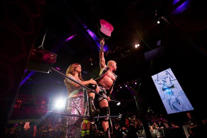 Jeff Jarrett wrestling