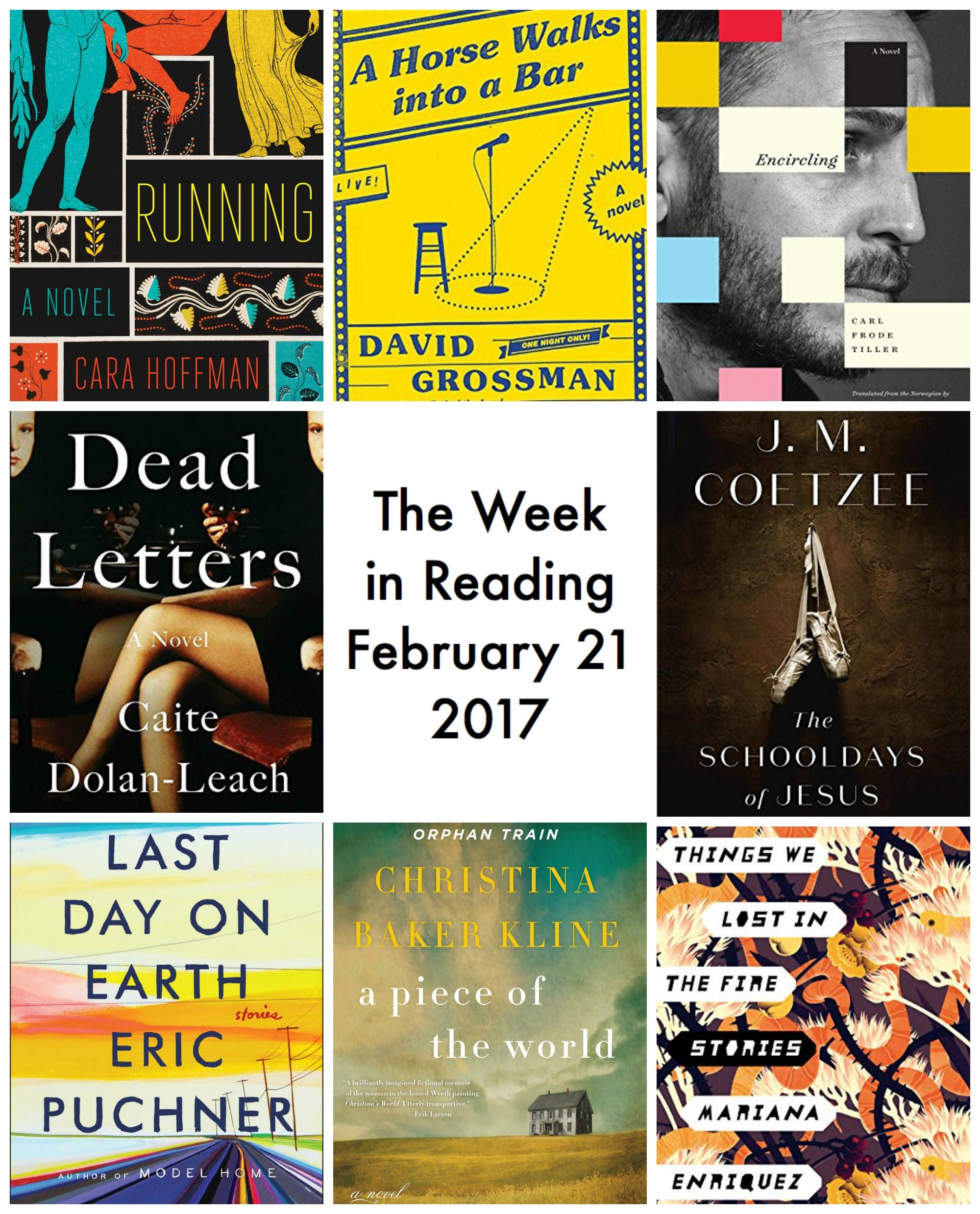 the week in reading the best new book releases for