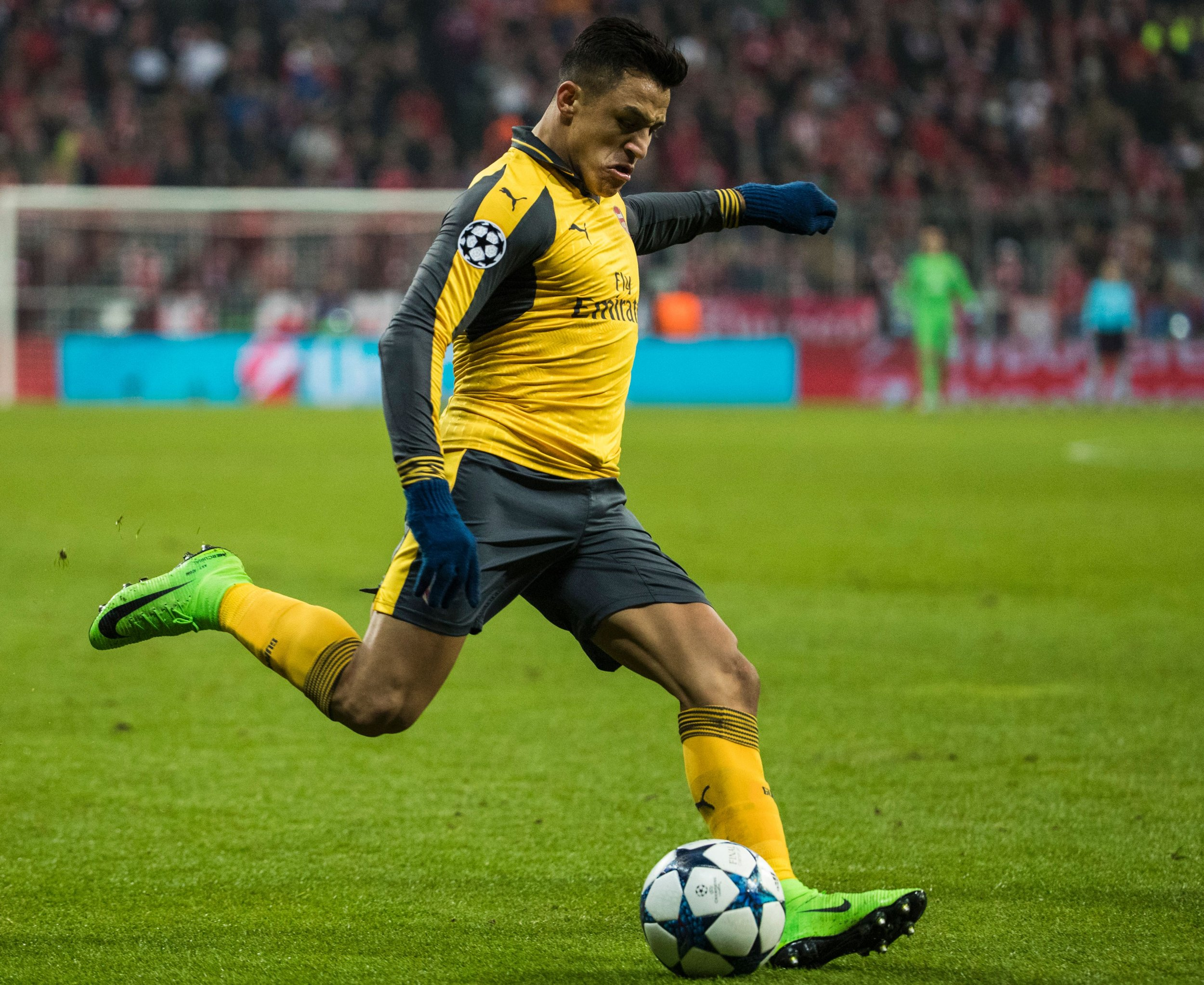 Bayern München Alexis Sanchez