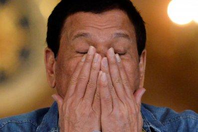 Duterte tired