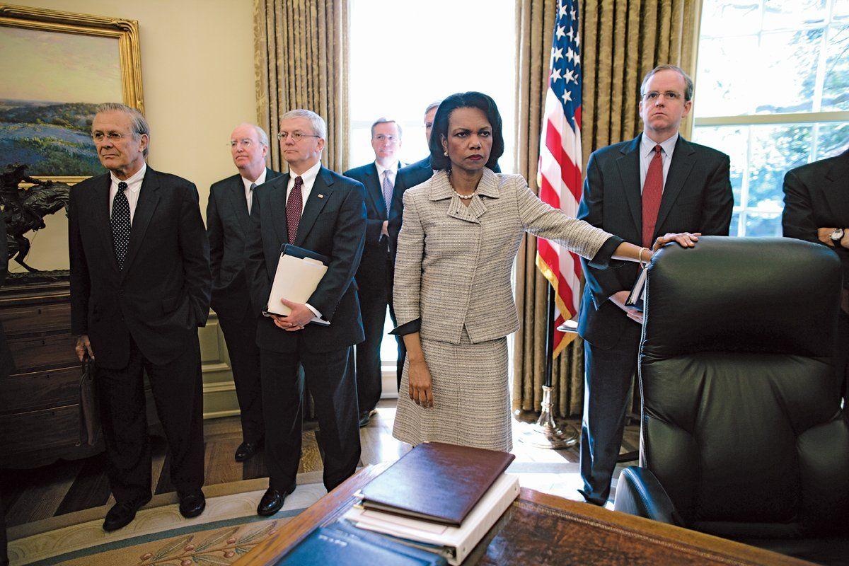 Condoleezza Rice Memoir The Freedom War