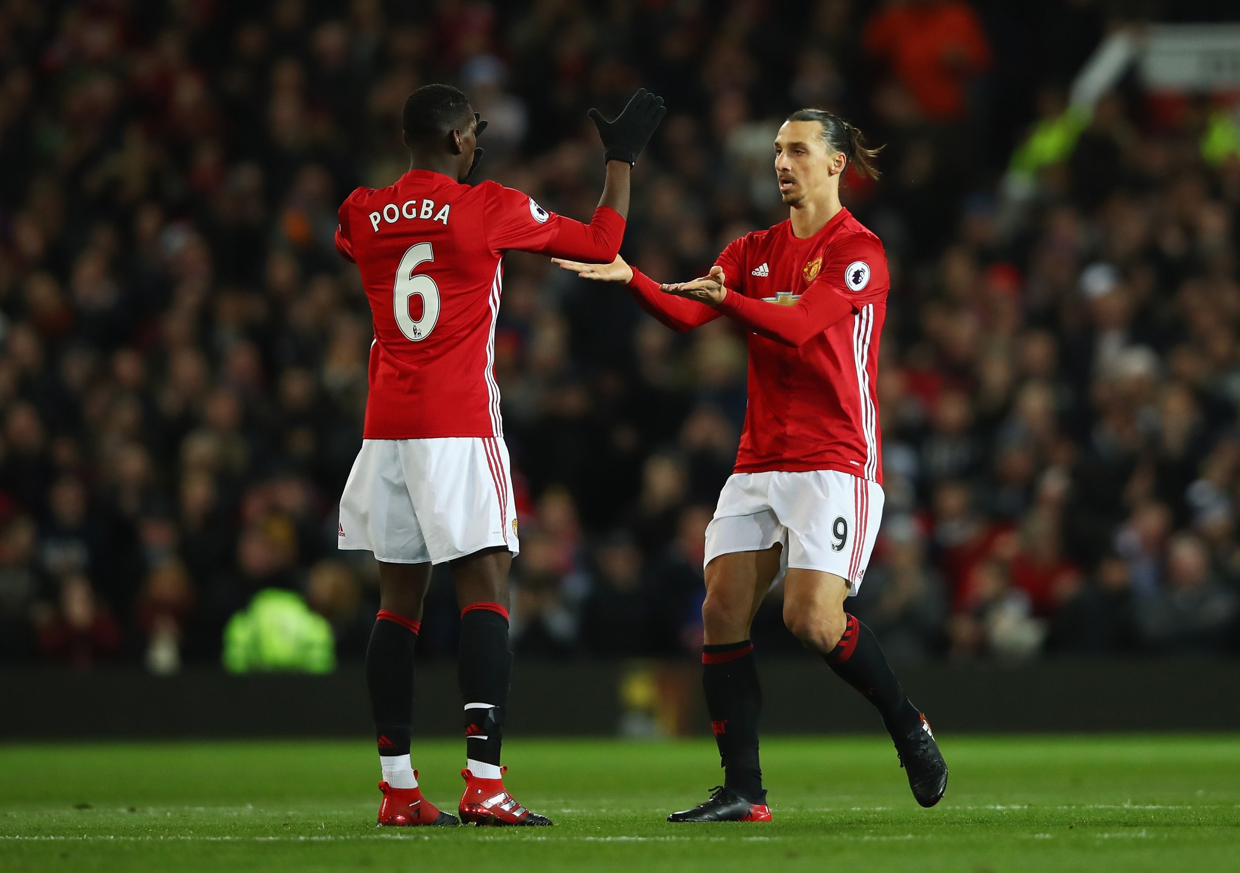 Manchester United Paul Pogba Explains Success of Zlatan