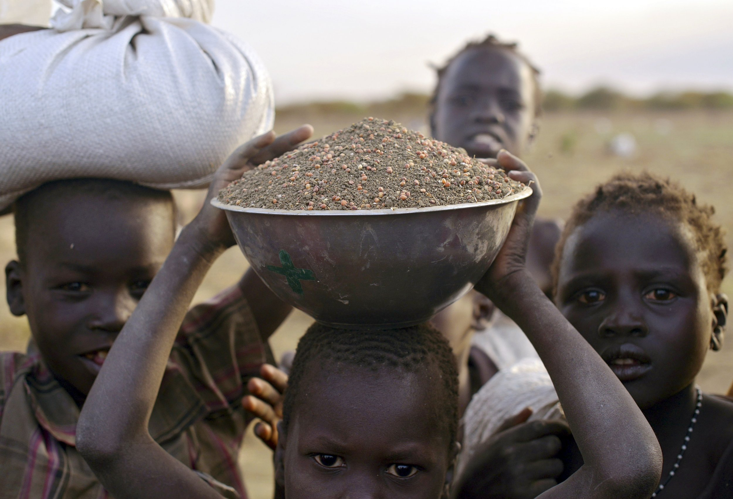 South Sudan famine