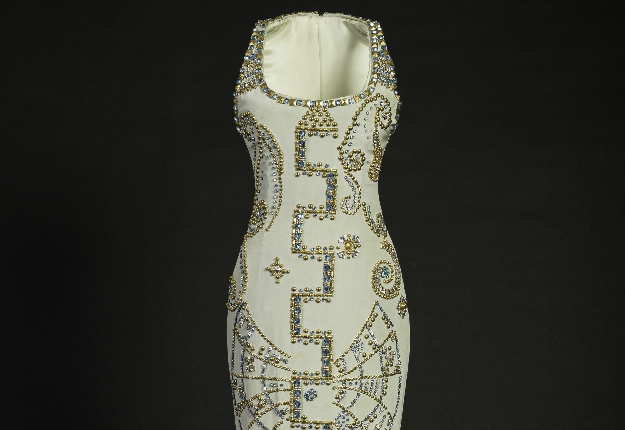 Princess Diana Versace gown