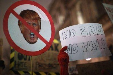 trump immigration muslim ban opinion poll