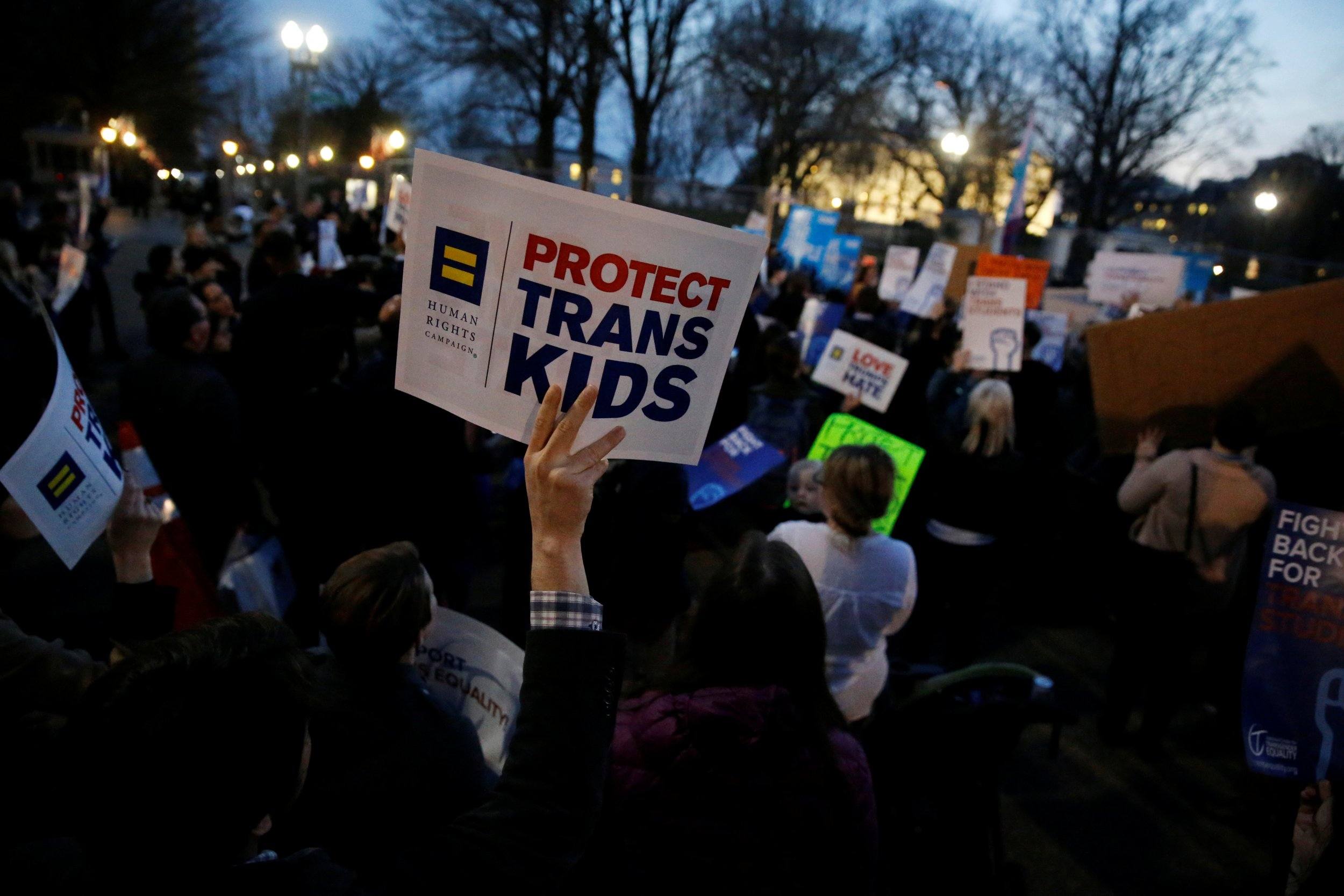 Trans School Bathroom Supreme Court