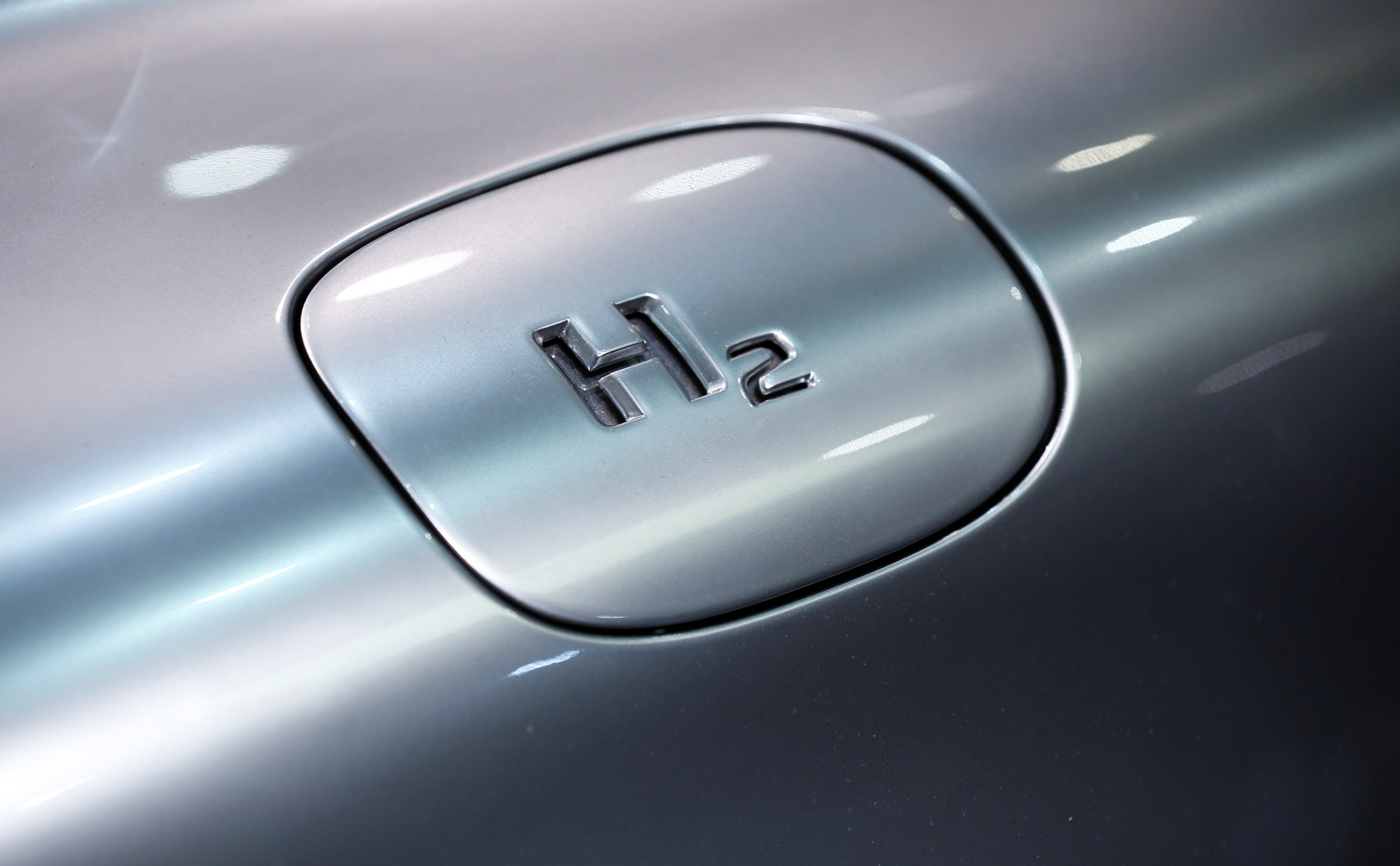 Hydrogen on Mercedes-Benz 2016