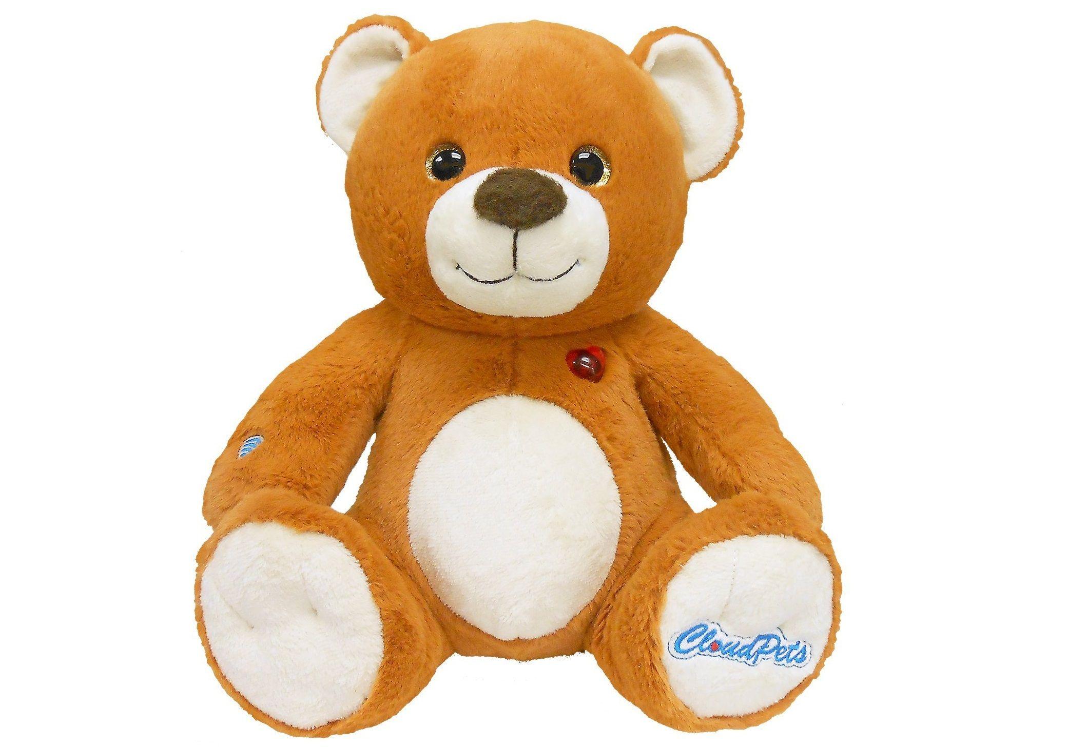 smart internet teddy bear hacked