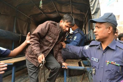 Bangladesh Islamist