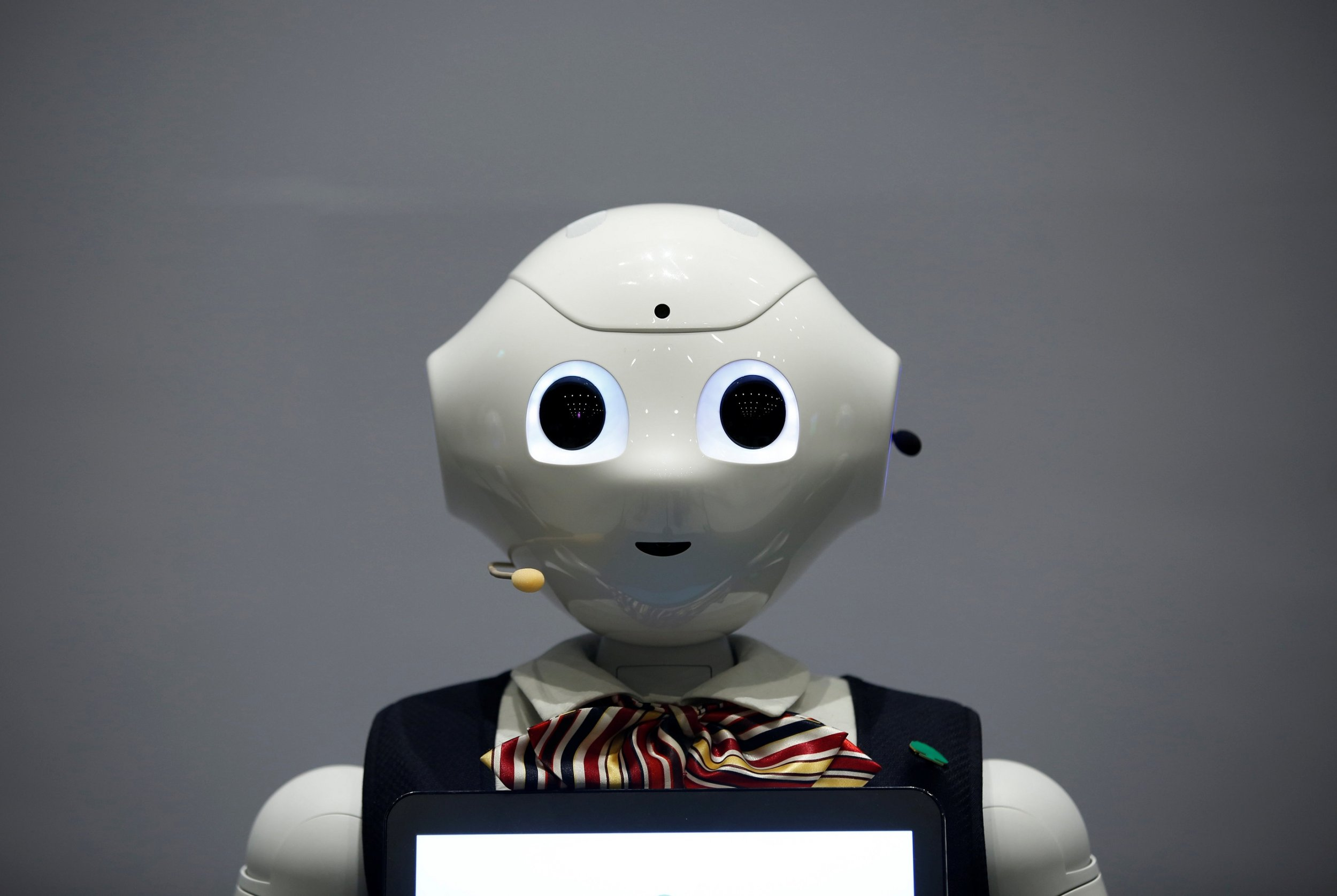 Pepper by SoftBank. Robots could be hacked, says IOActive