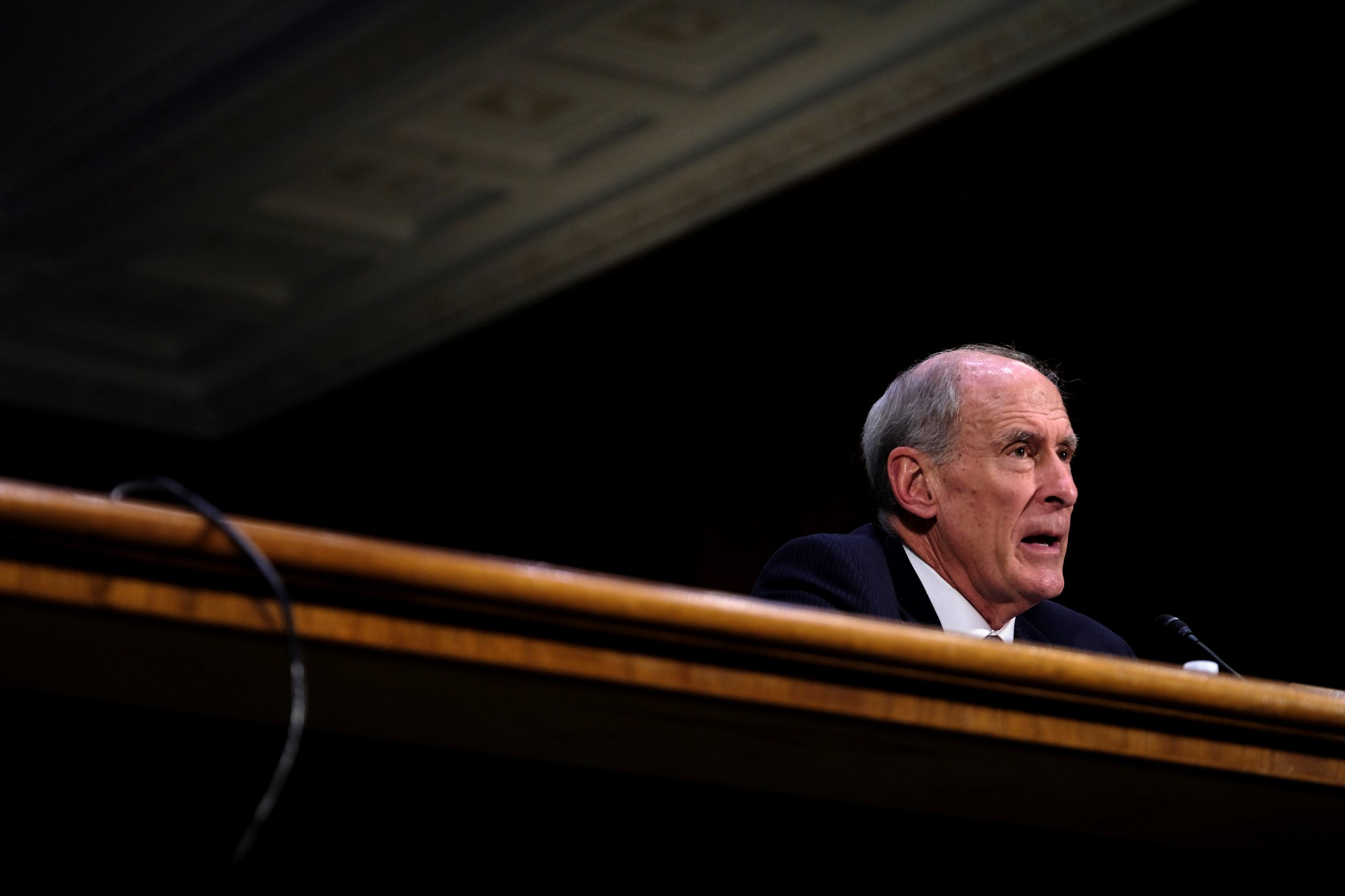 us senator dan coats President-elect donald trump has selected former indiana sen dan coats to lead the office of the director of national intelligence, a role that would thrust him into the center of the.