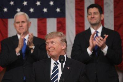 Trump speech Congress