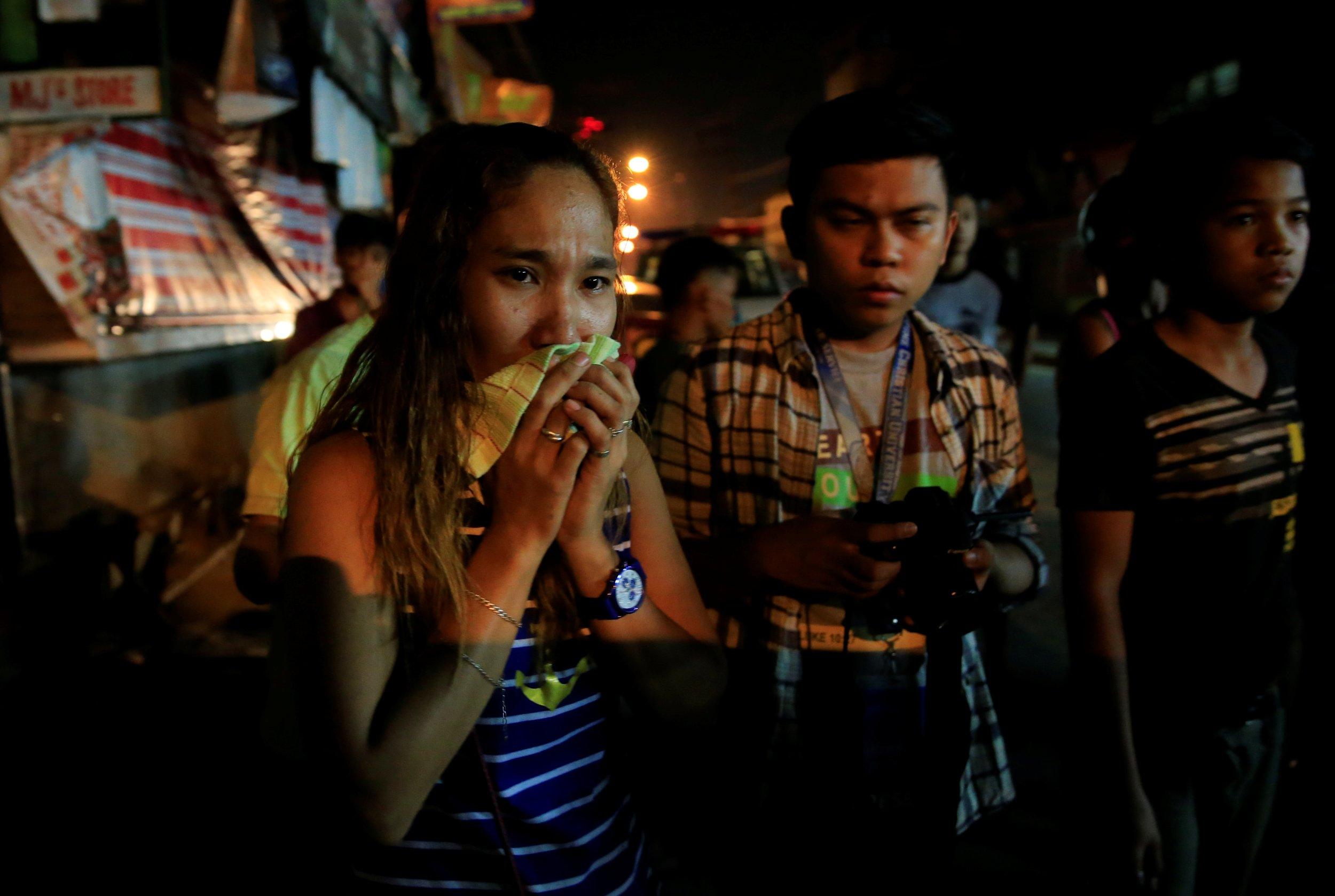 drug war Phillipines