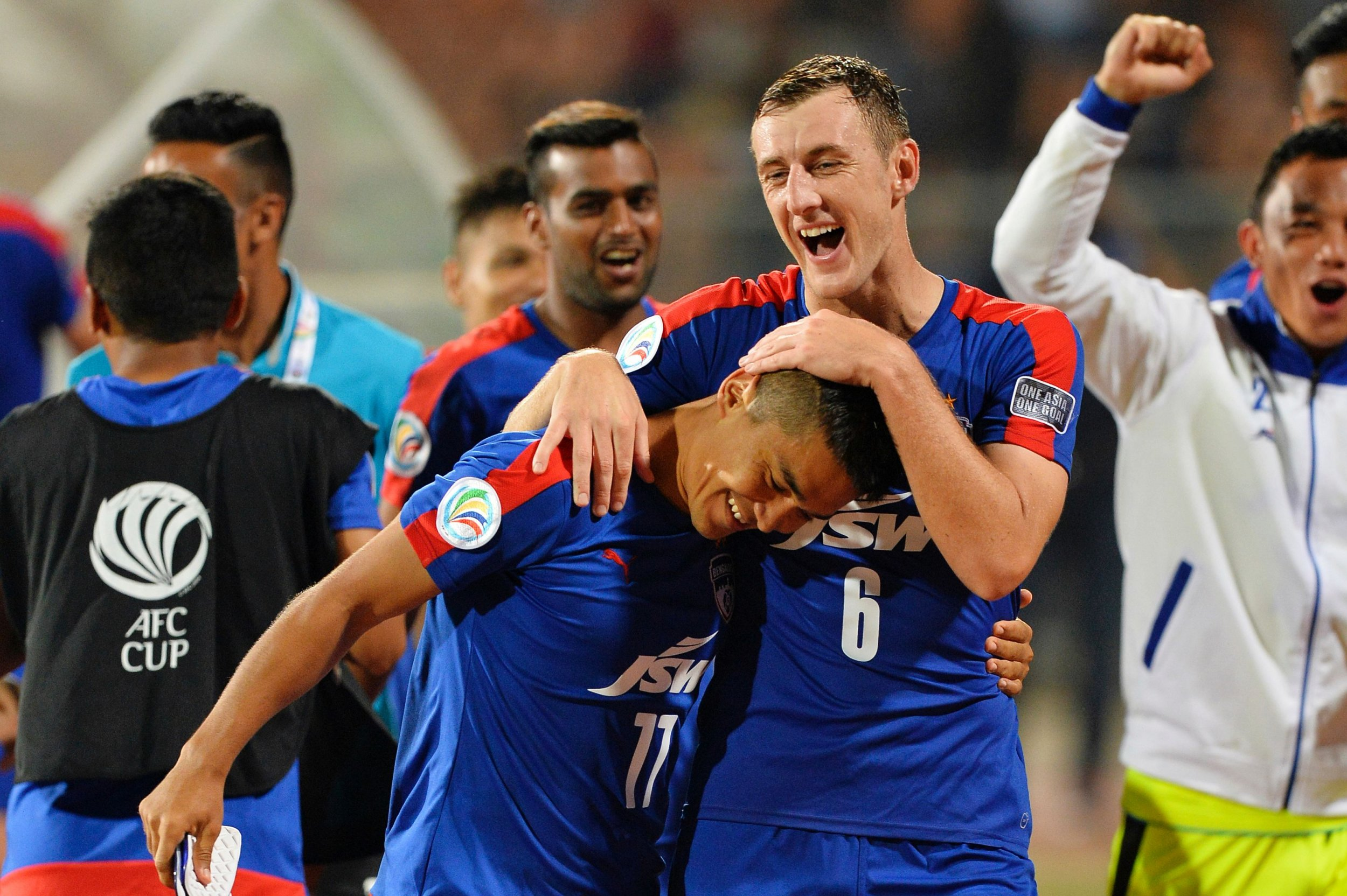 Why e Footballer Swapped the English Lower Leagues for Bangalore