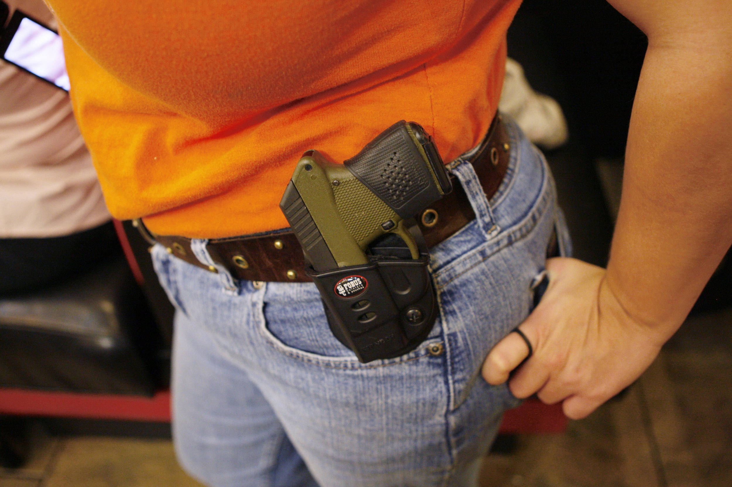 concealed carry in the u s Left-wing radicals are upset that the republican-controlled house recently  passed the concealed carry reciprocity act of 2017 it is now up to.