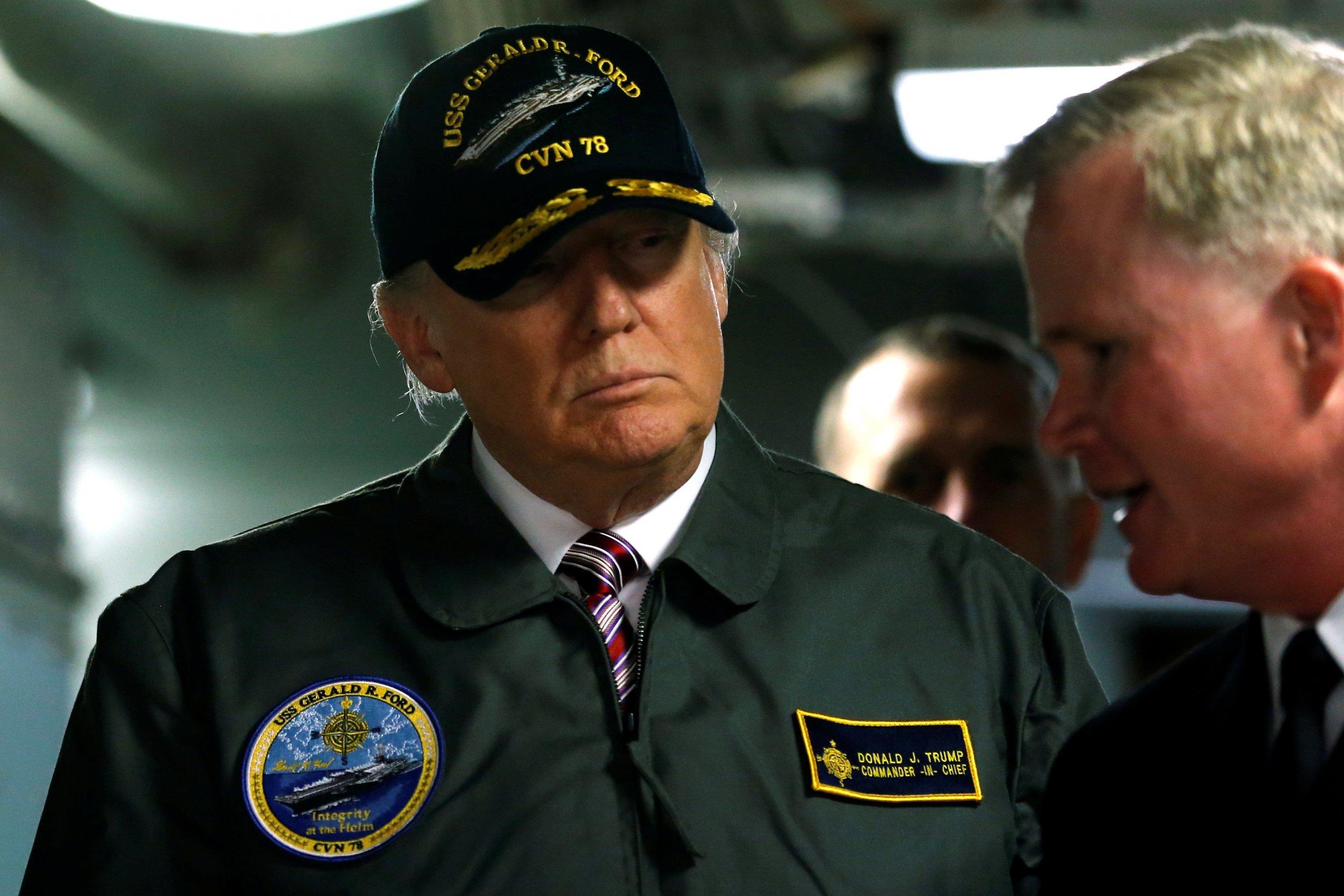33_Trump Aircraft Carrier