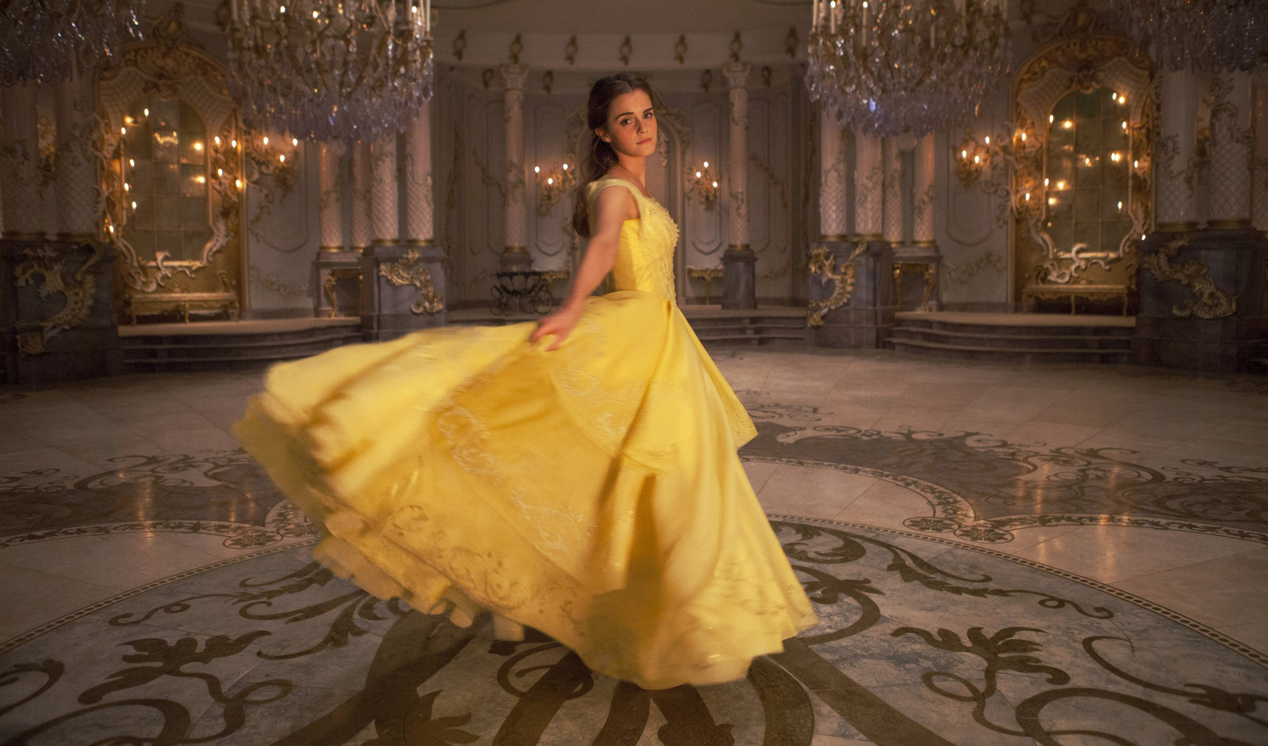 Emma Watson in Beauty and the Beast