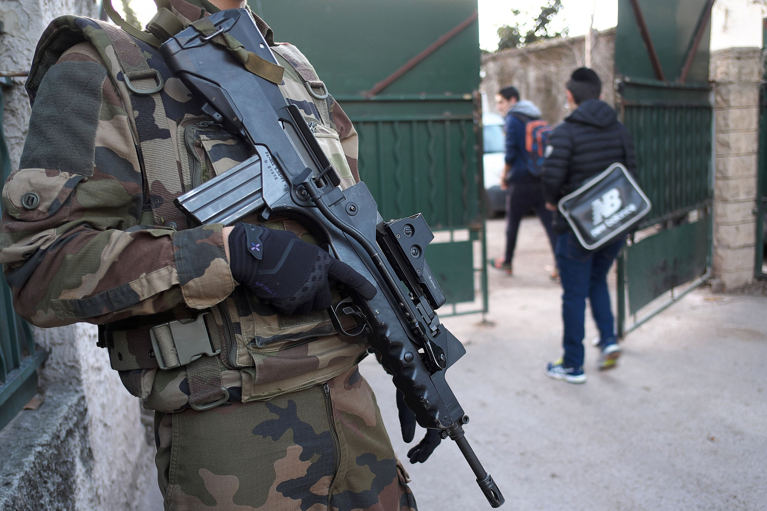 Marseille attack