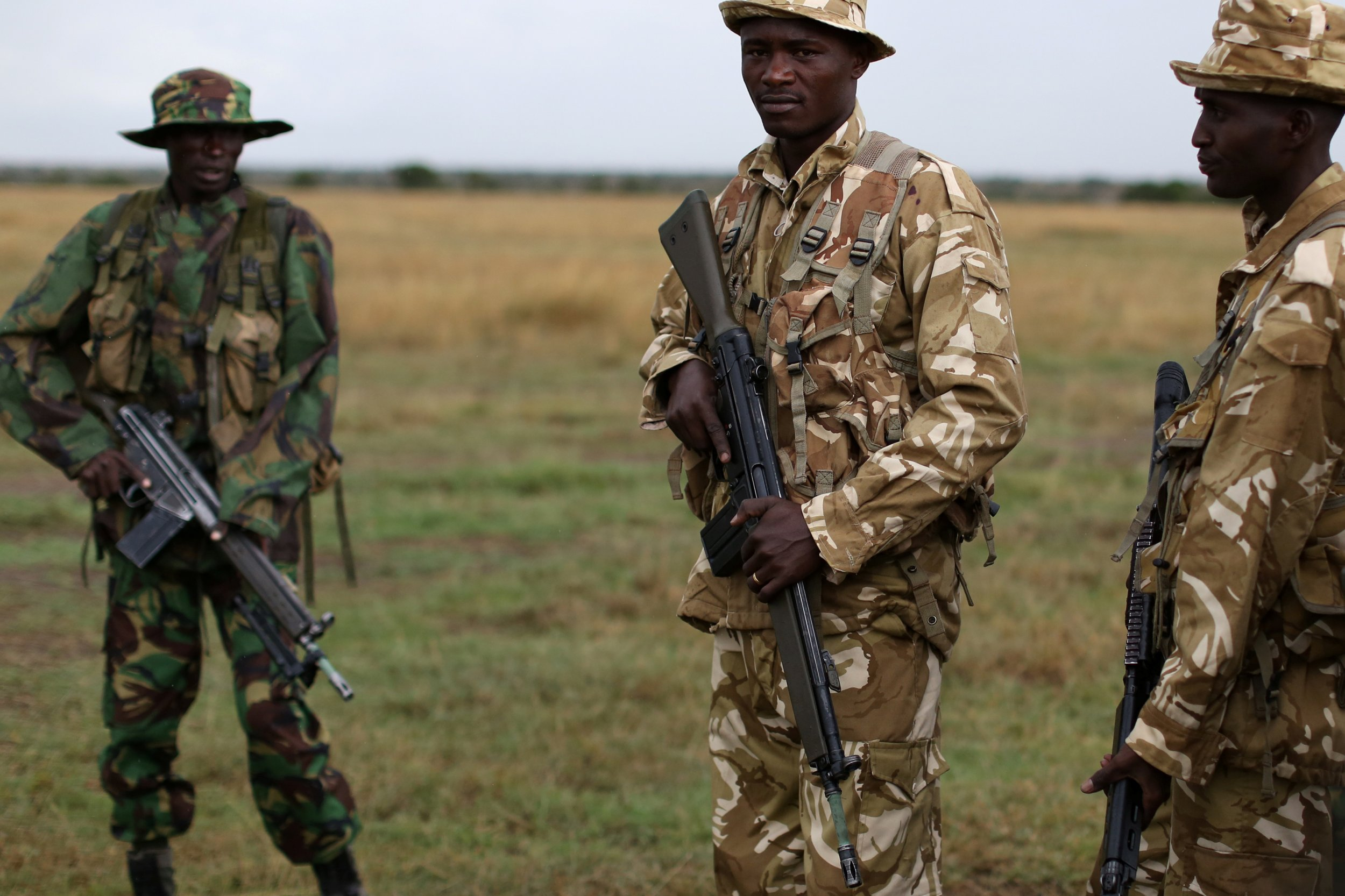 how to become an anti poaching ranger