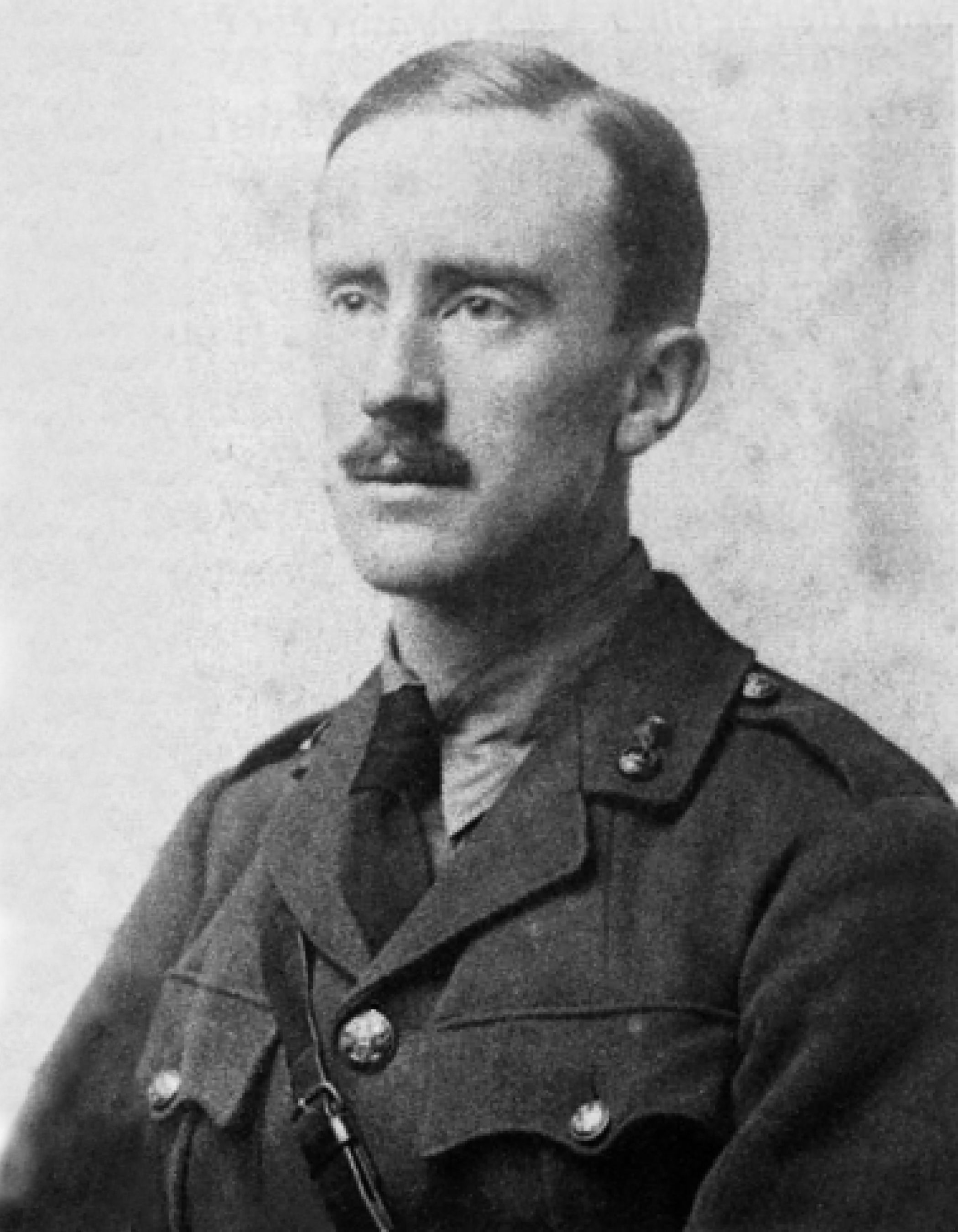J.R.R. Tolkien's Love for His Wife Inspired 'The Lord of the Rings'