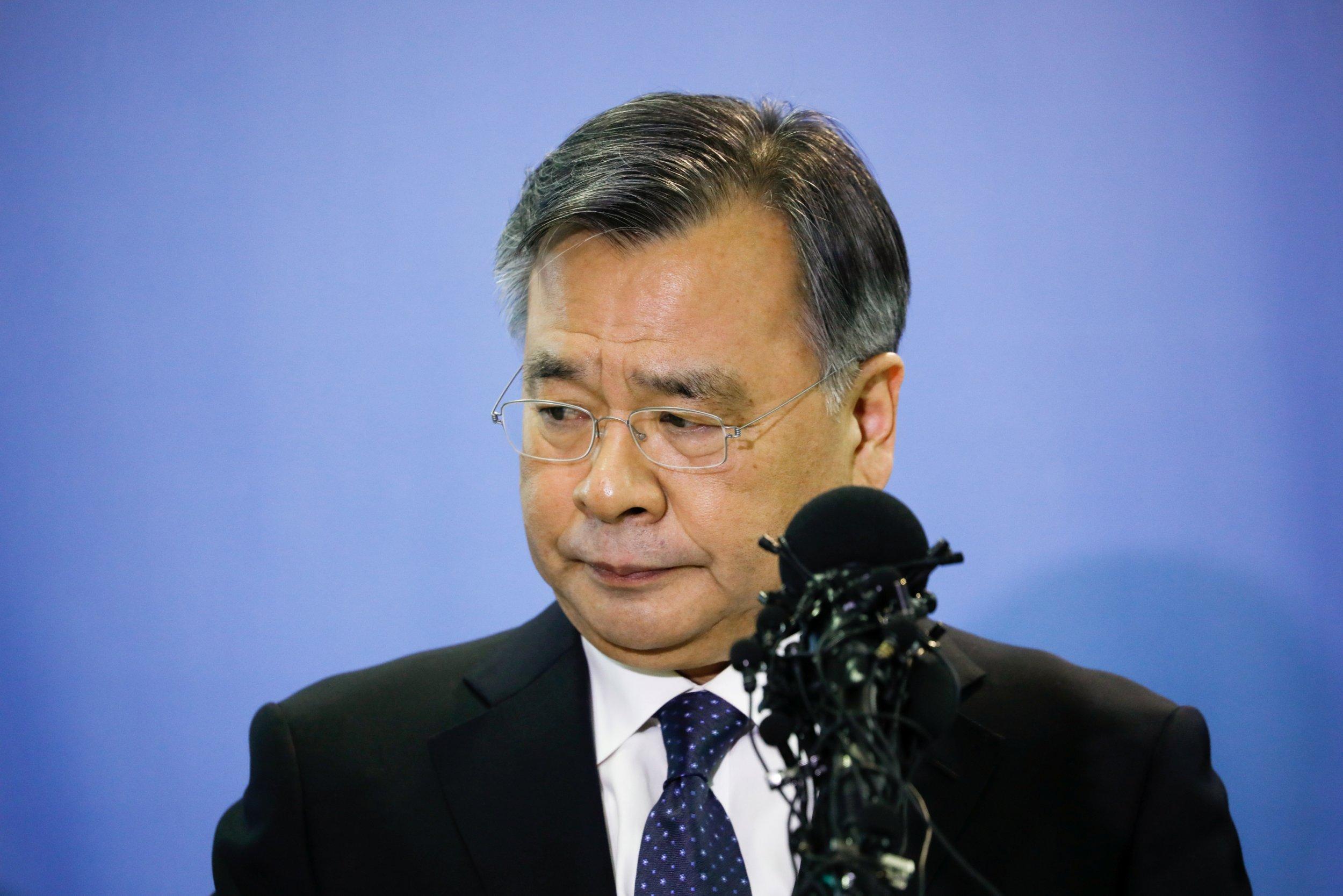 Prosecutor south korea