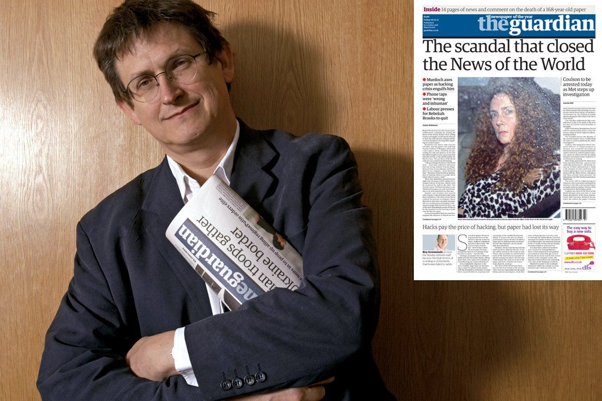 Watch Gordon Brown latest victim of phone hacking scandal video