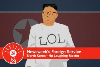 North Korea podcast